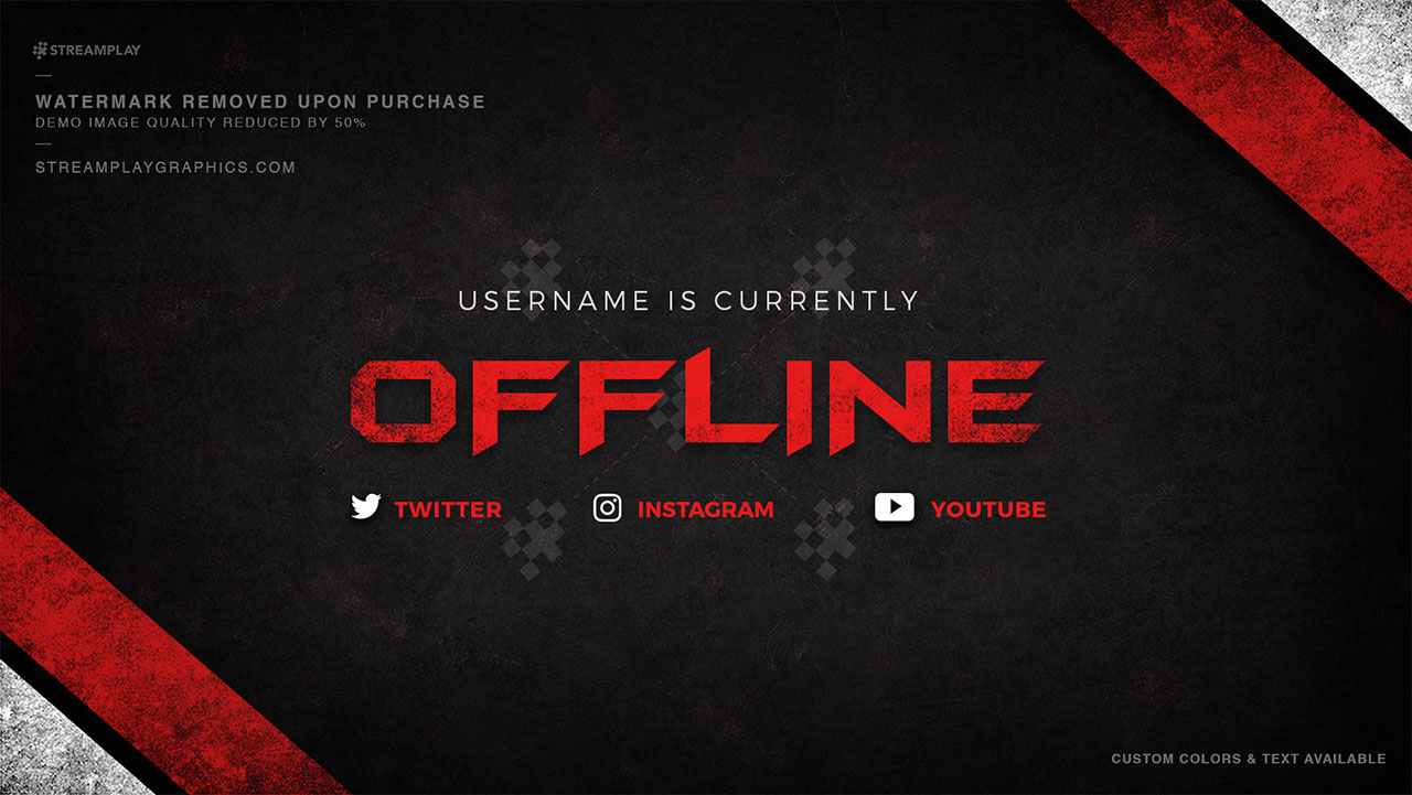 Similiar Twitchtv Banner Template Keywords