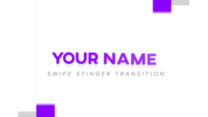 obs stinger transition video for twitch